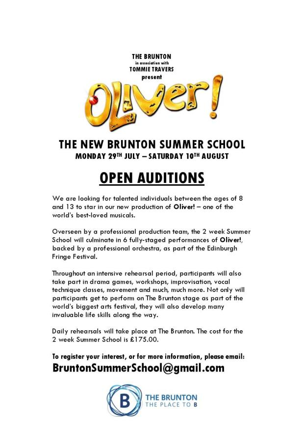 Oliver! Summer School (First Promotion) (A5)-page-001