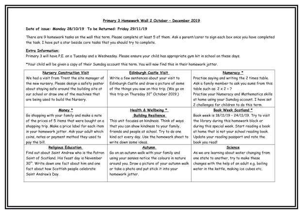 P3 Homework wall Oct-1